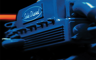 SOLE DIESELbrodski motori i generatori